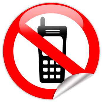 Kein Telefon!